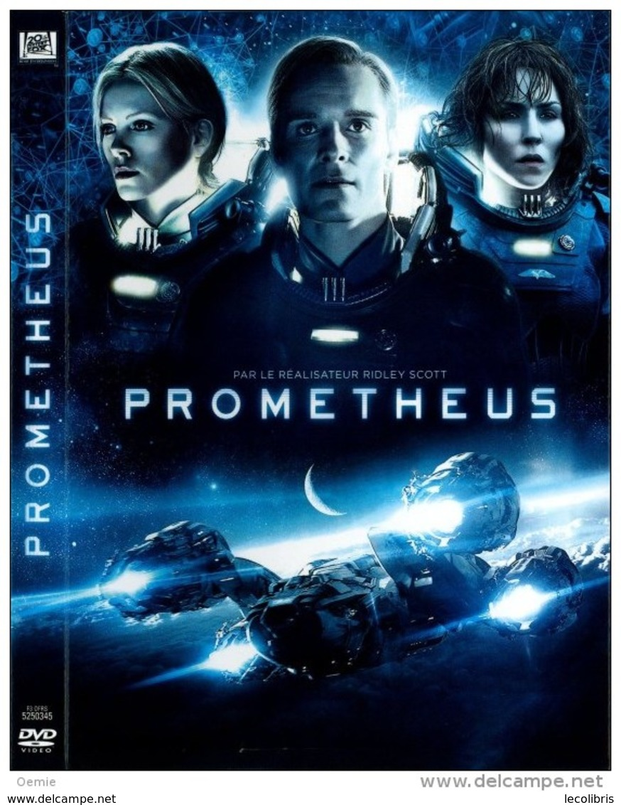 PROMETHEUS   °°°° - Science-Fiction & Fantasy