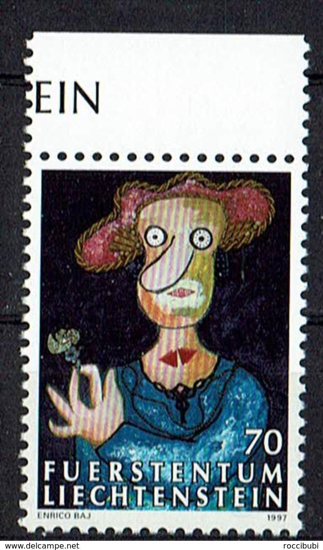Liechtenstein 1997 // Mi. 1158 ** - Liechtenstein