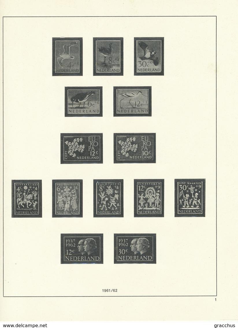 SAFE DUAL PAYS BAS NEDERLAND NIEDERLANDE NETHERLANDS TBE - Pre-printed Pages