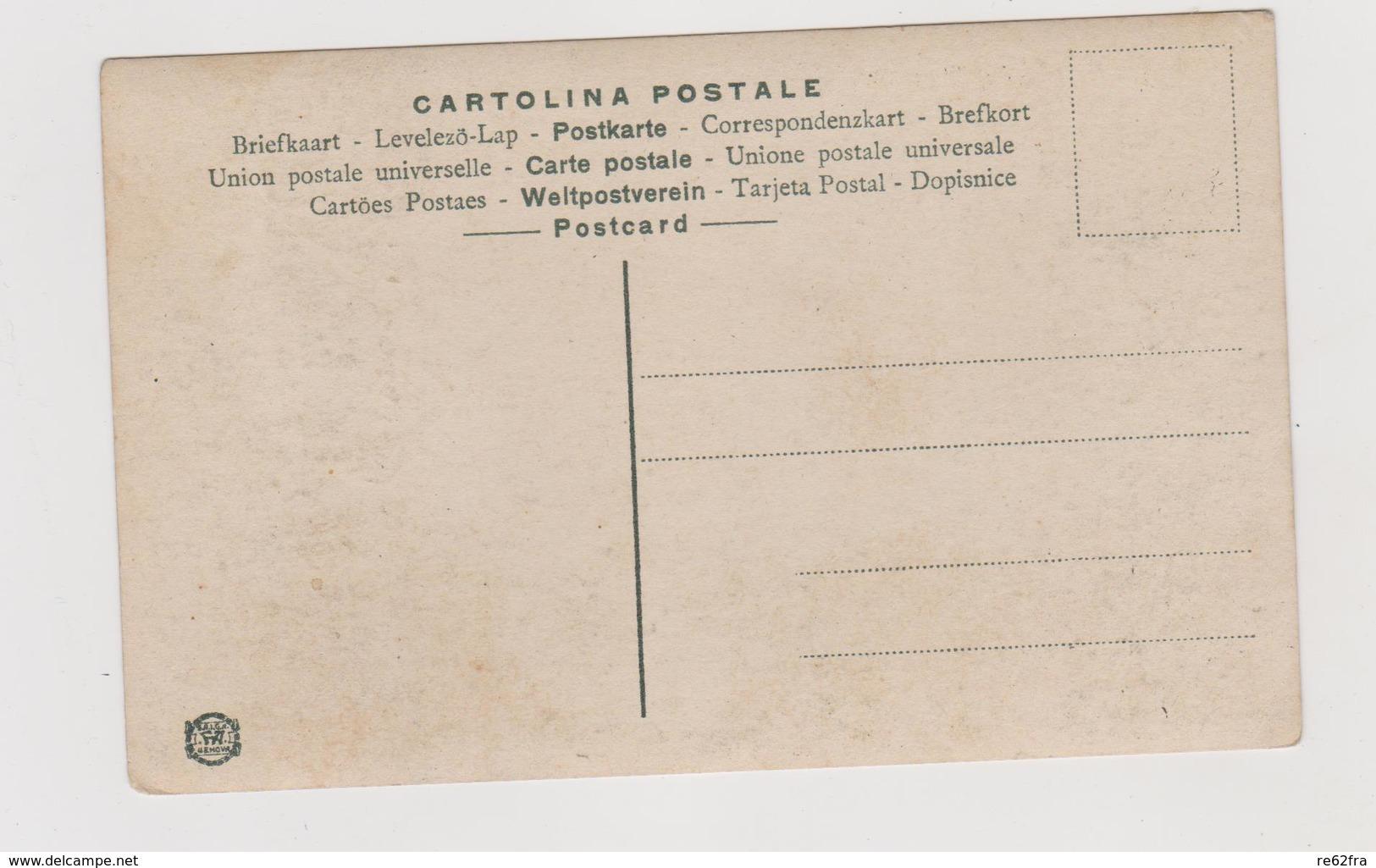 PORTOFINO (GE) , Diligenza , Ediz. NPG  - F.p. -  Anni '1900 - Genova