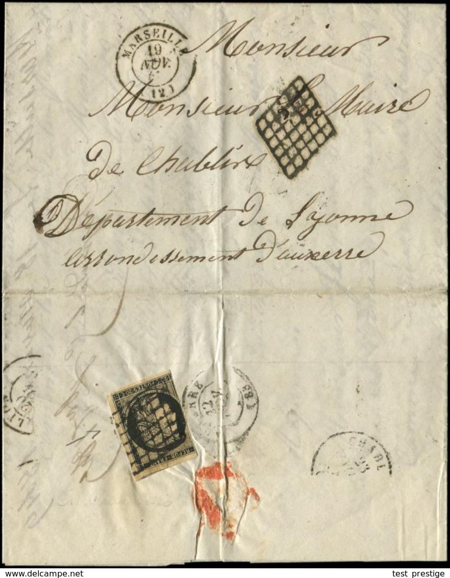 """""""BALLON MONTE Pour La SUEDE"""" : PARIS 26 Sept 70 + Taxe Tampon 56 Sur Lettre Avec Texte En Suedois Pour HVELLANDA (SUEDE) - Marcofilie (Brieven)"""