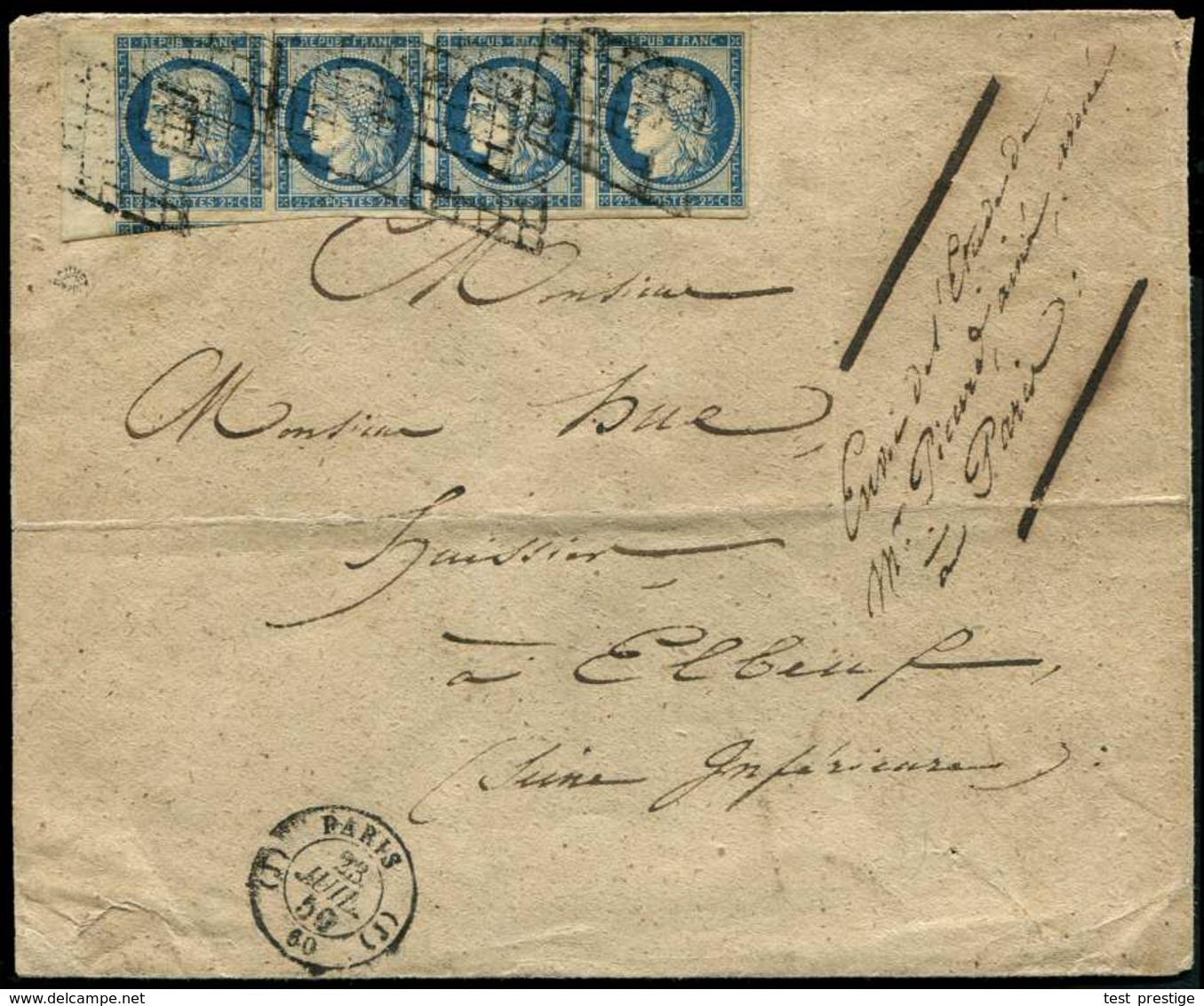 """VALENTINE : 1899 15c SAGE Obl. Sur Enveloppe """"VALENTINE"""" Avec Magnifique Texte Gauffrée. Superbe. - Marcophilie (Lettres)"""