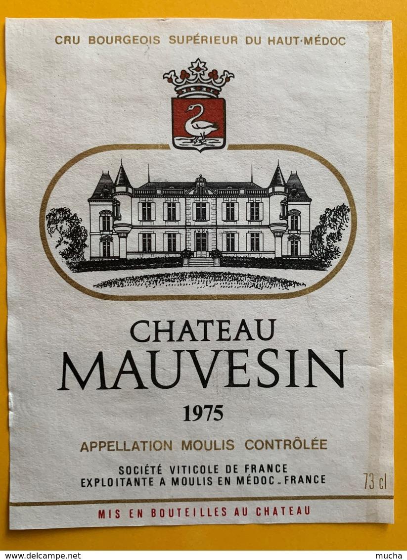 11051 - Château Mauvesin 1975 Moulis - Bordeaux