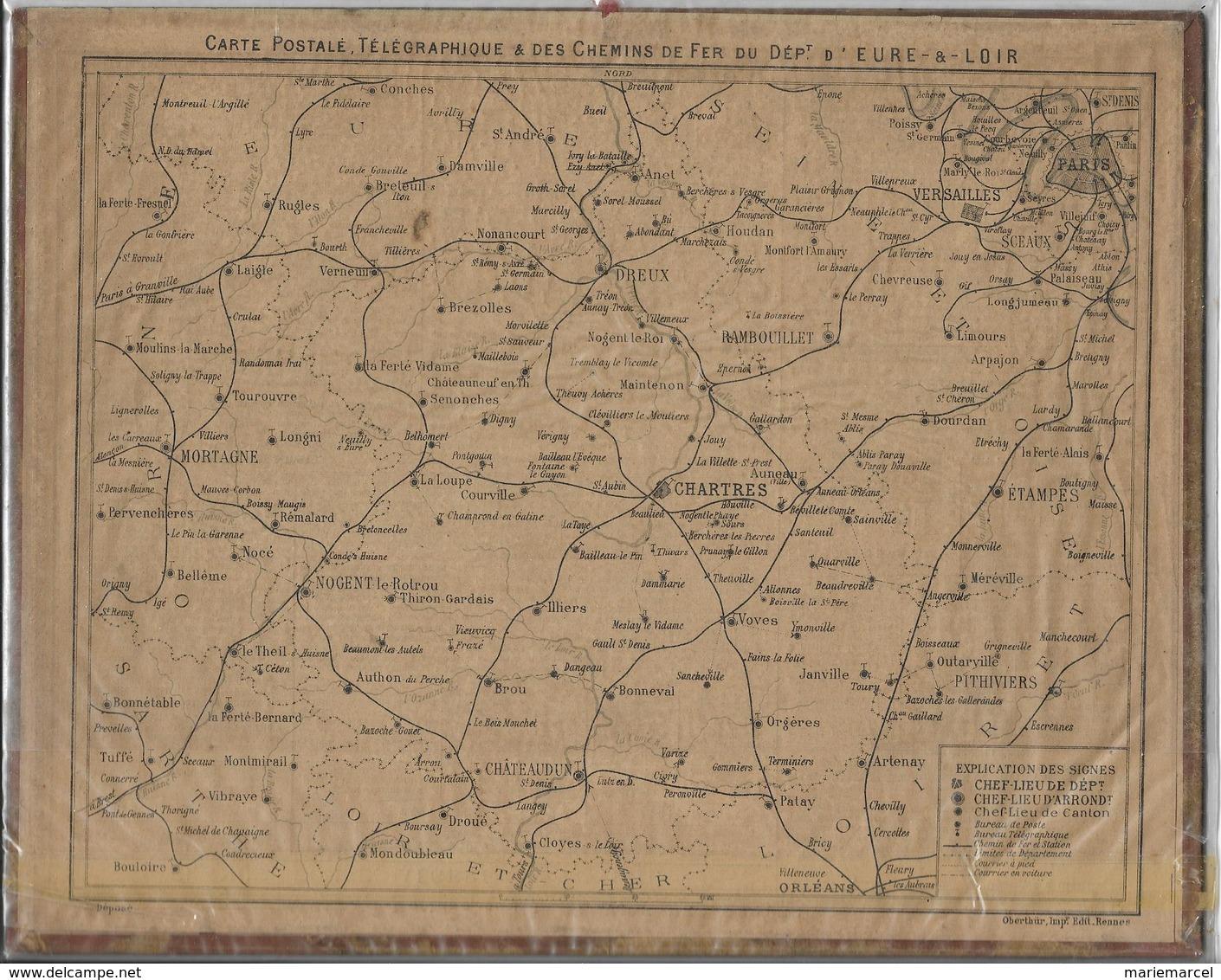 ALMANACH DES POSTES ET DES TELEGRAPHES - ANNEE 1893 - PORTRAIT DE MADAME (Employés Regardant Le Cadre) - Formato Grande : ...-1900