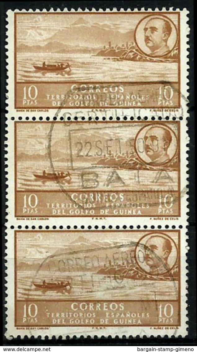 Guinea Española Nº 292 En Usado. Cat. 231 € - Guinea Española