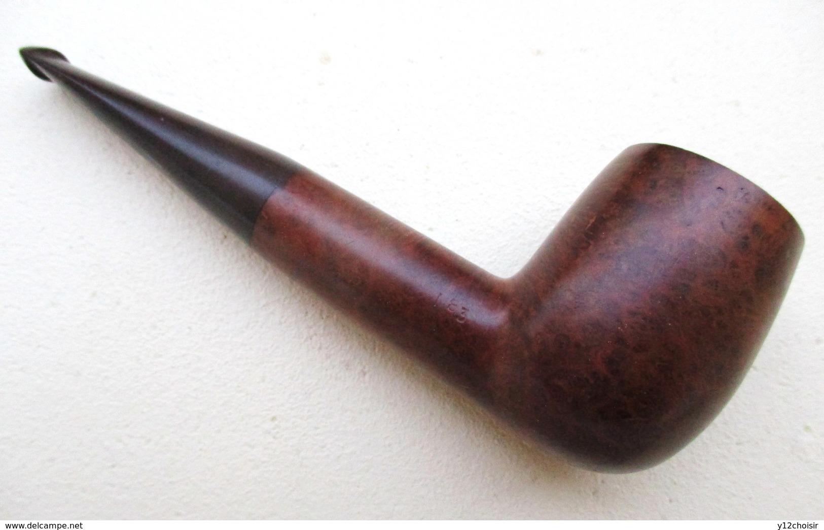 COMME NEUVE PIPE ROPP SIX OBJET DU FUMEUR SANS TABAC - Heather Pipes