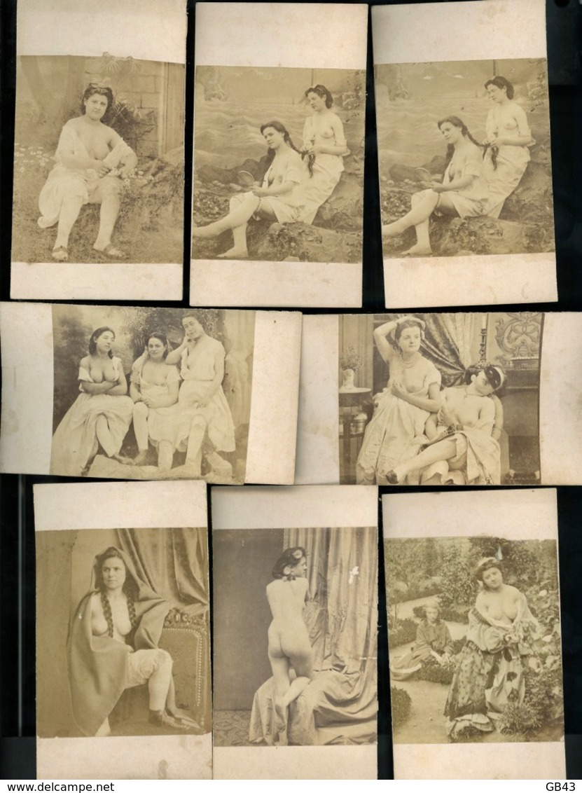 Nus Féminins - Alte (vor 1900)