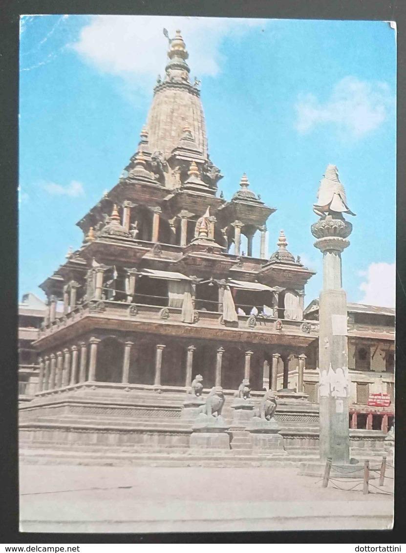 NEPAL - Krishna Mandir, Patan - Vg - Nepal