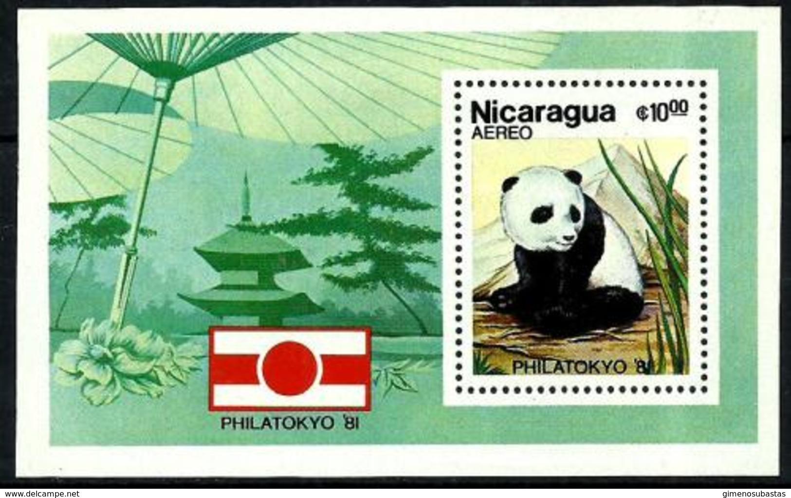 Nicaragua HB 148 En Nuevo - Nicaragua