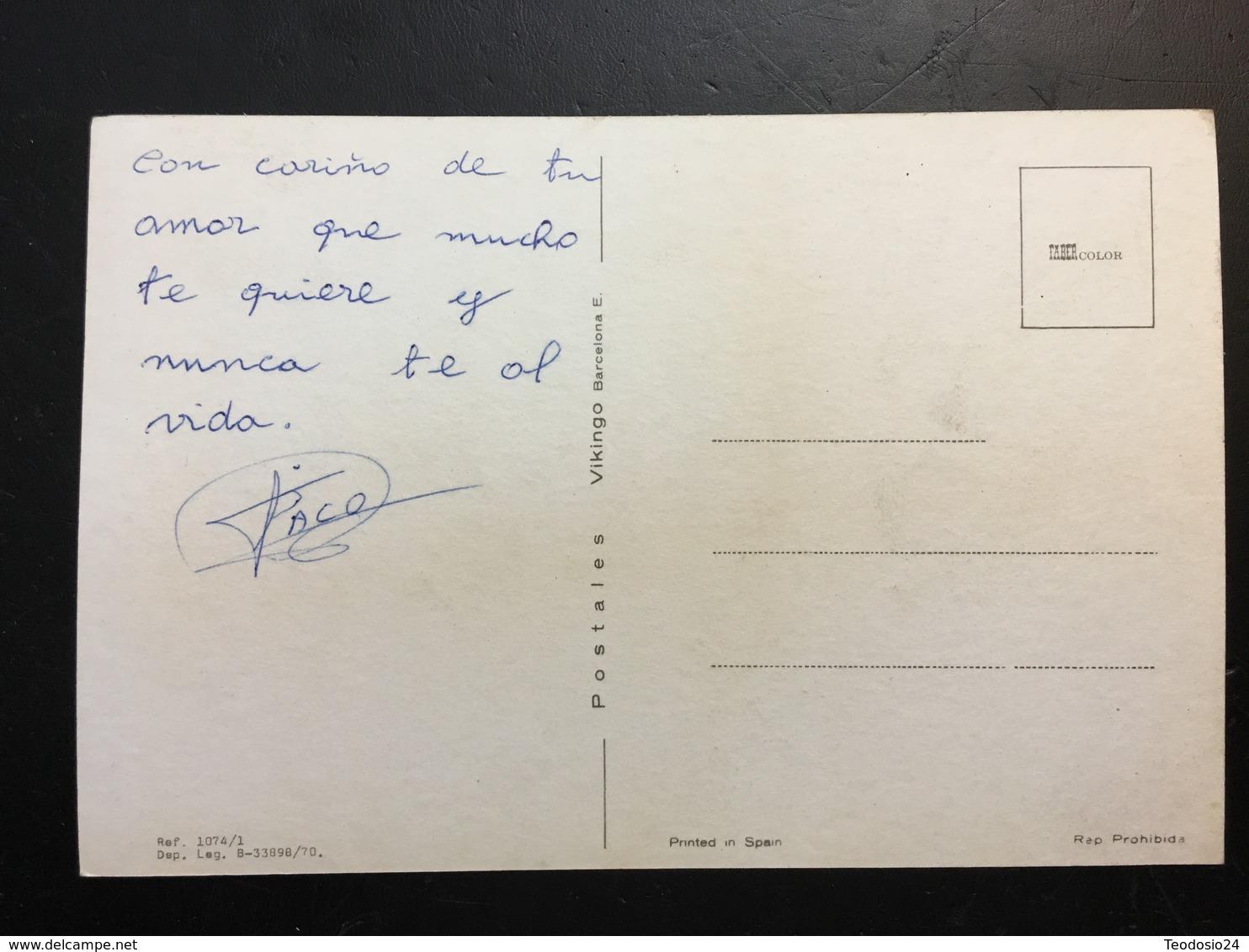 Postal Servicio Militar - Humour