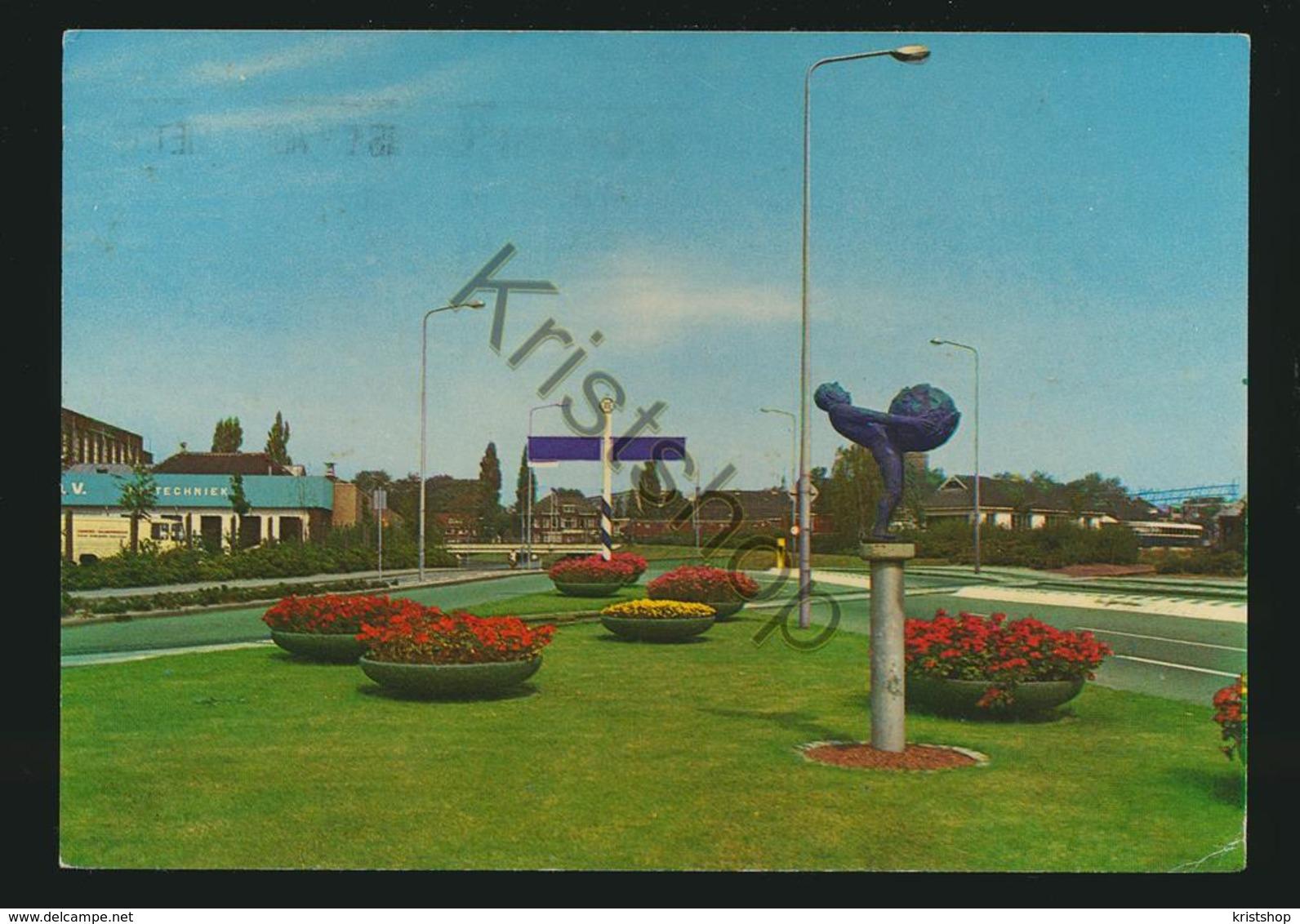Oldenzaal - 't Boeskoolmenneke  - Gelopen Met Pz [AA44 0.119 - Nederland