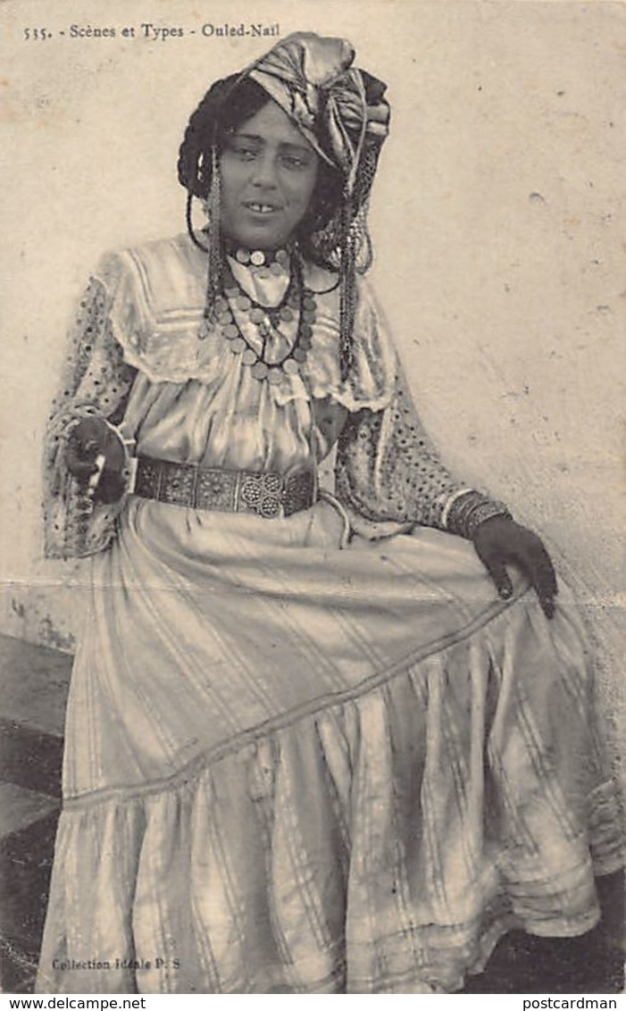 Algérie - Prostitution - Ouled-Naïl - Publ. Coll. Idéale P.S. 535. - Algeria