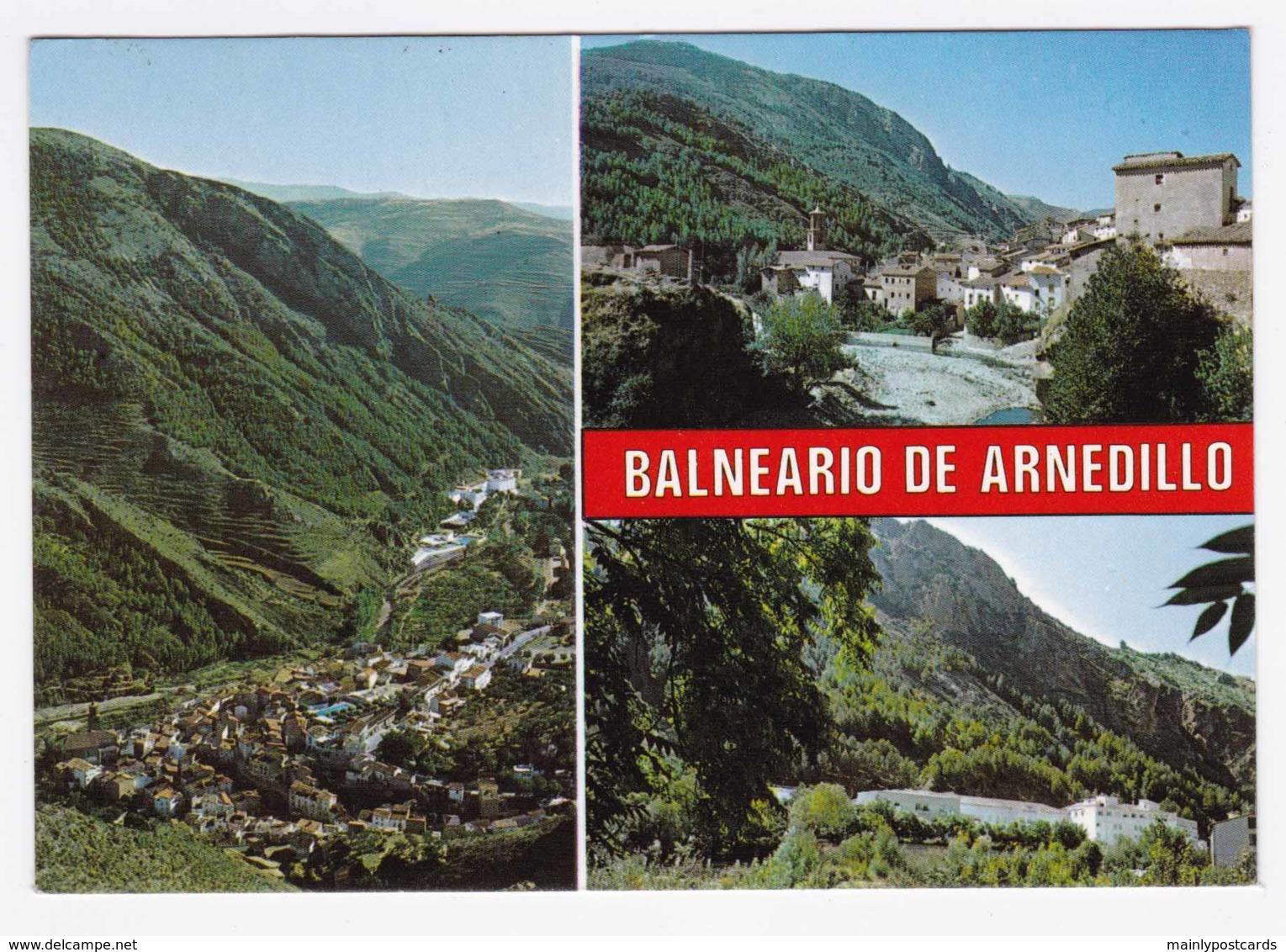 AL02 Balneario De Arnedillo Multiview - La Rioja (Logrono)