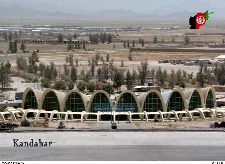 Afghanistan Kandahar Airport New Postcard - Afghanistan