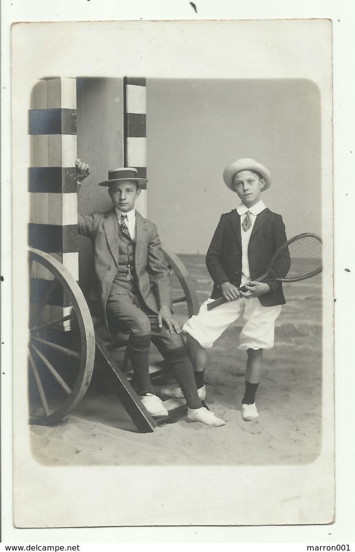 Oostende - Le  BON- Studiofoto 1911 - Oostende