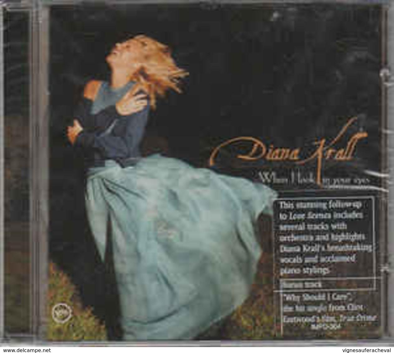 Diana Krall-When I Look In Your Eyes - Jazz