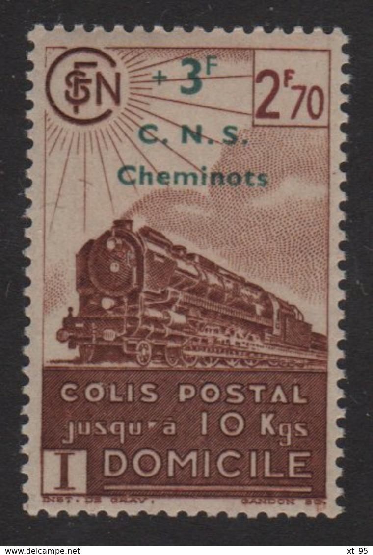 Colis Postaux - N°191 - Neuf Sans Charniere - Cote 20€ - Neufs