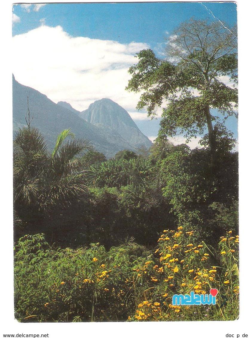 Malawi - Landscape - Nice Stamp Timbre - Malawi