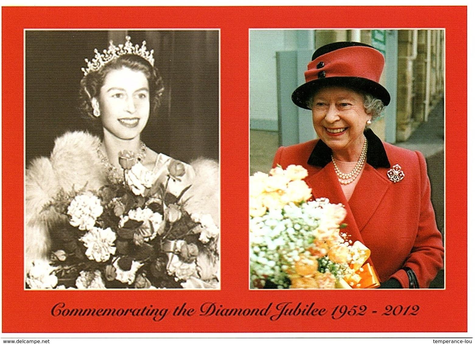 Commemorating The Diamond Junilee 1952-2012 - Königshäuser
