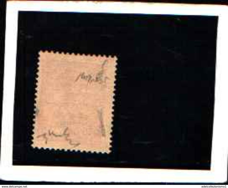 6115 ) LUBIANA-50 P. Su 1,50 D. Effigie Di Pietro IISovrastampa Con Nuovo Valore - Giugno 1941- MNH++ CON 3 FIRME - Occup. Tedesca: Lubiana