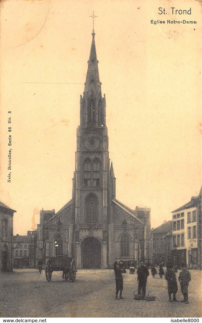 Sint-Truiden   St.Trond  Onze Lieve Vrouwe Kerk   Eglise Notre Dame         L 321 - Sint-Truiden
