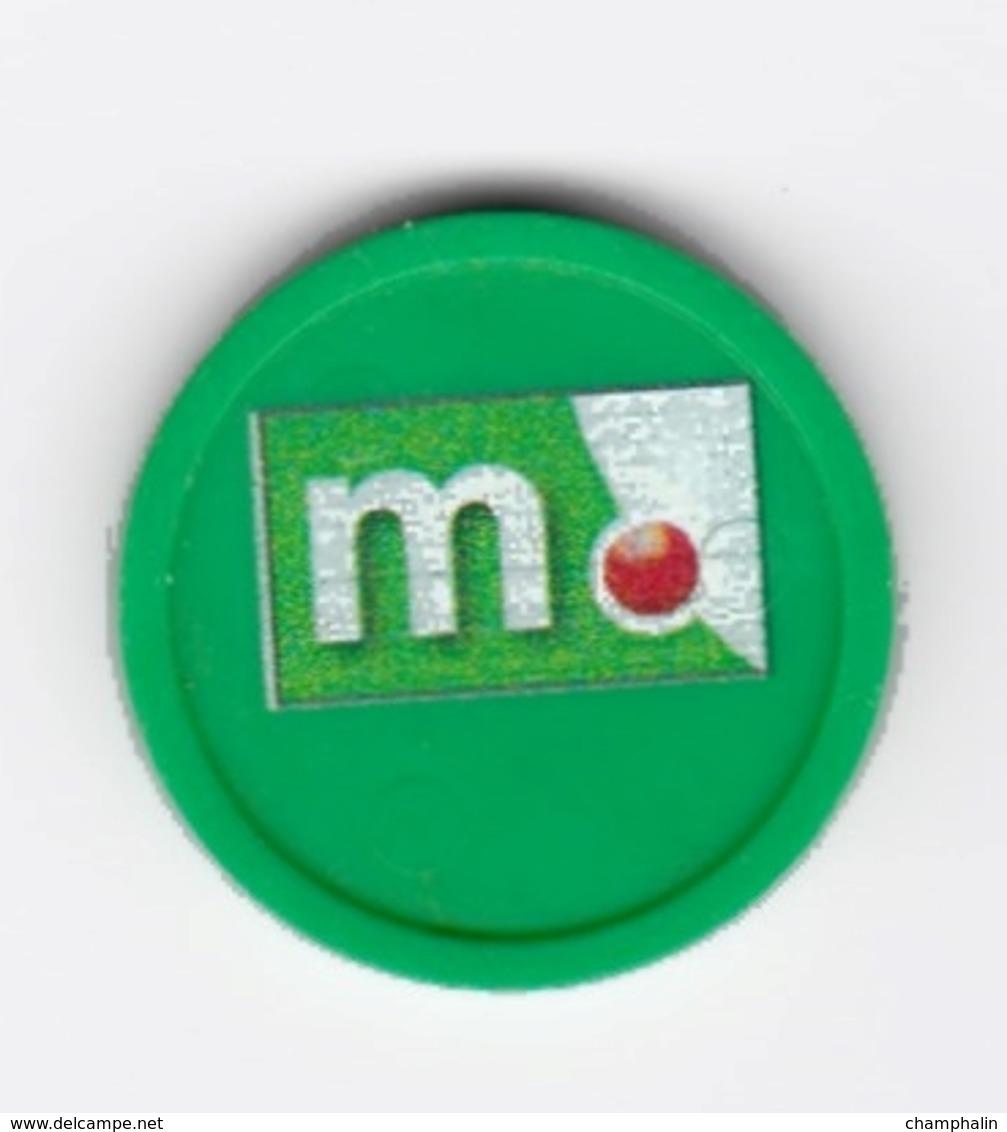 Jeton De Caddie En Plastique - Pays-Bas - Marskramer - Magasins De Jouets - Einkaufswagen-Chips (EKW)