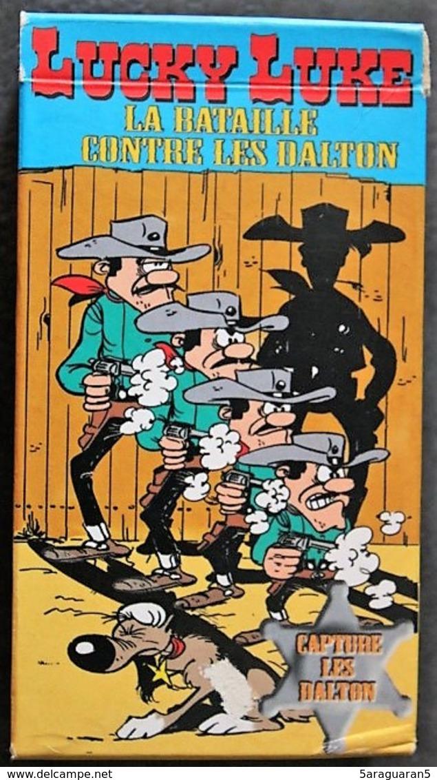 JEU DE CARTES - Lucky Luke ; La Bataille Contre Les Dalton - Edition Carta Mundi 2002 - Autres