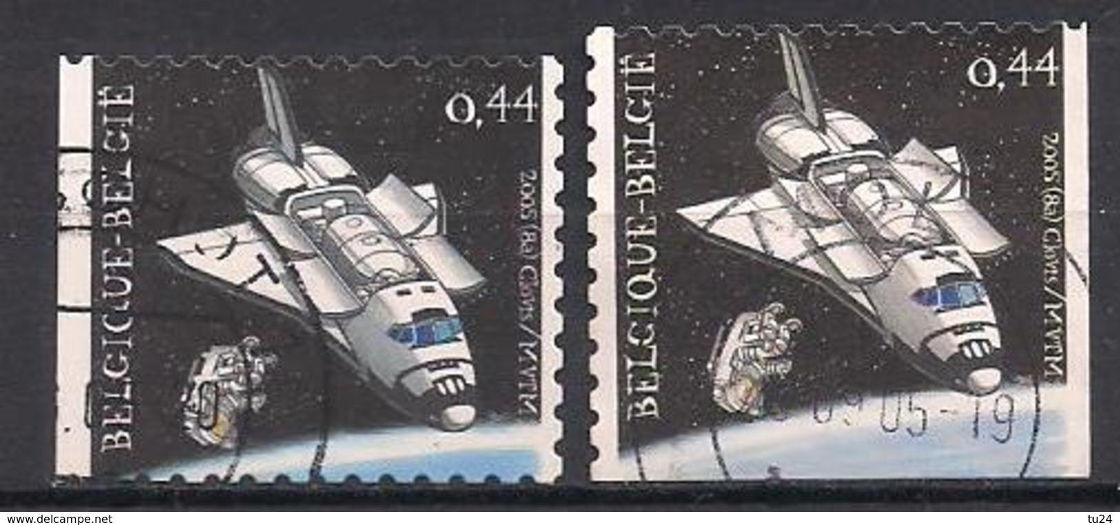 Belgien  (2005)  Mi.Nr.  3421  Gest. / Used  (3fd53) - Belgium
