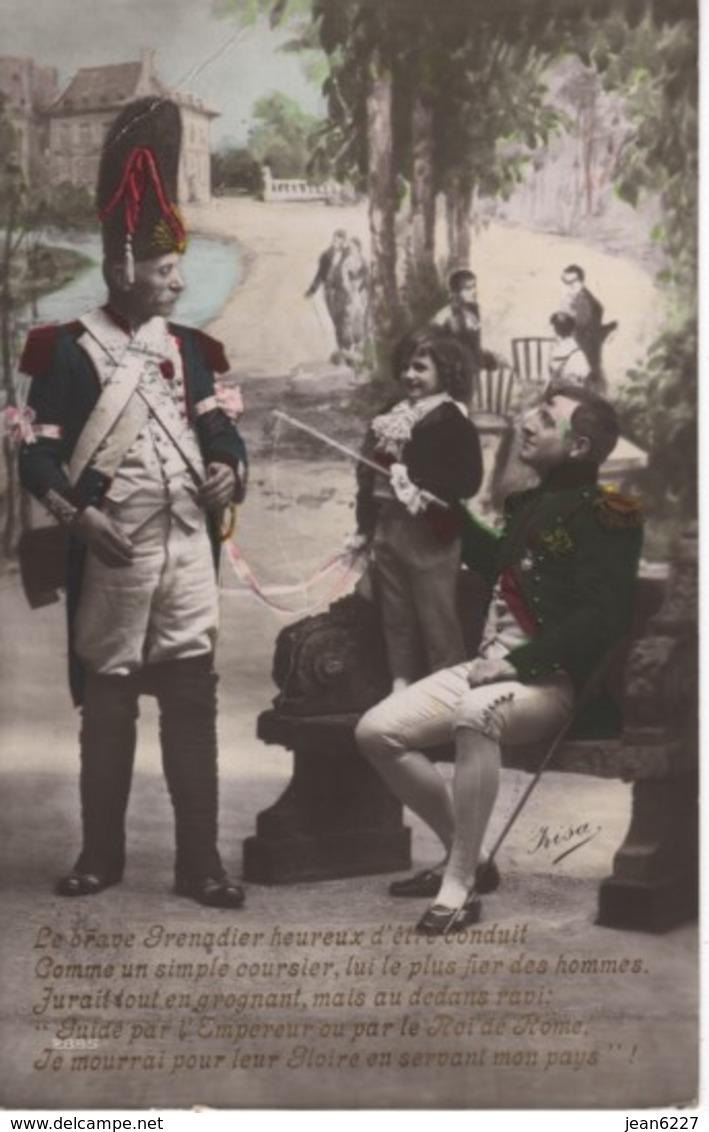 Napoléon - Genadier - Hommes Politiques & Militaires