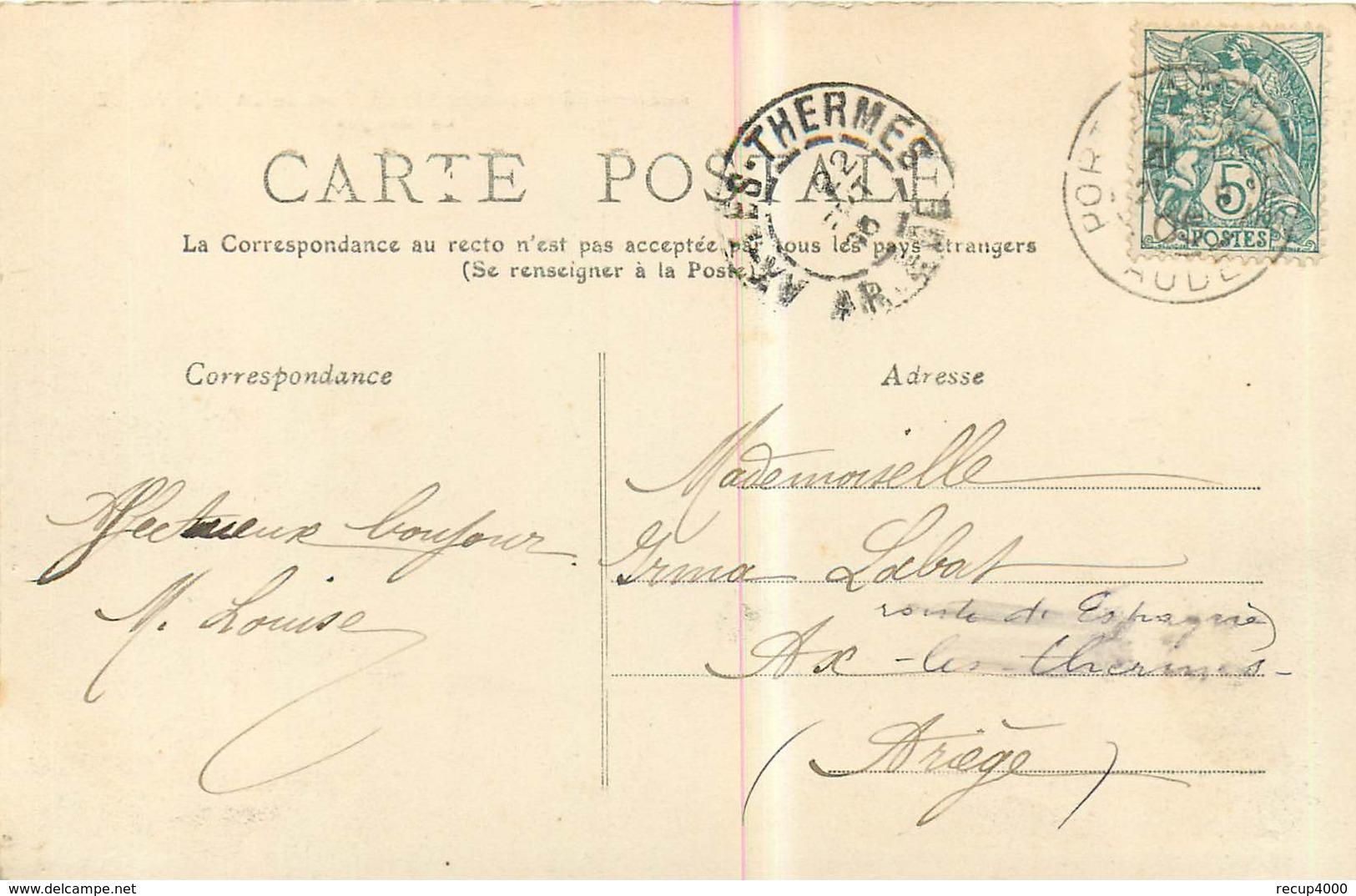 11 PORT LA NOUVELLE  Le Port La Drague   2scans - Port La Nouvelle