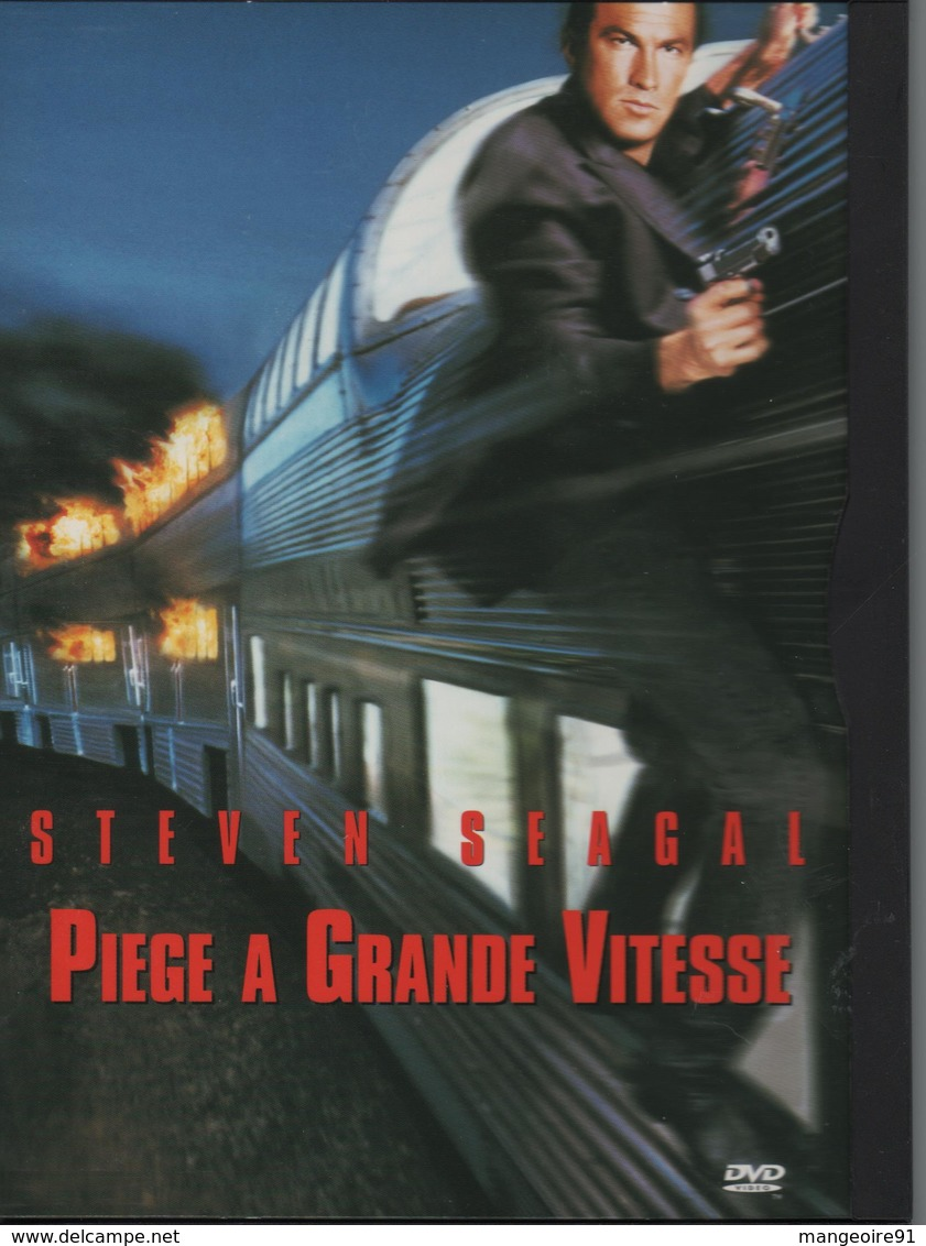 """DVD Film """"Piège À Grande Vitesse"""" - STEVEN SEAGAL - Policiers"""