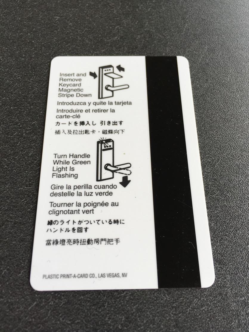 Hotelkarte Room Key Keycard Clef De Hotel Tarjeta Hotel  LAS VEGAS  4 QUEENS ELVIS ARTIST - Telefonkarten