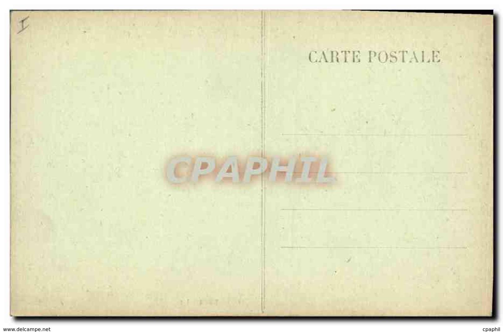 CPA Histoire Napoleon 1er - History