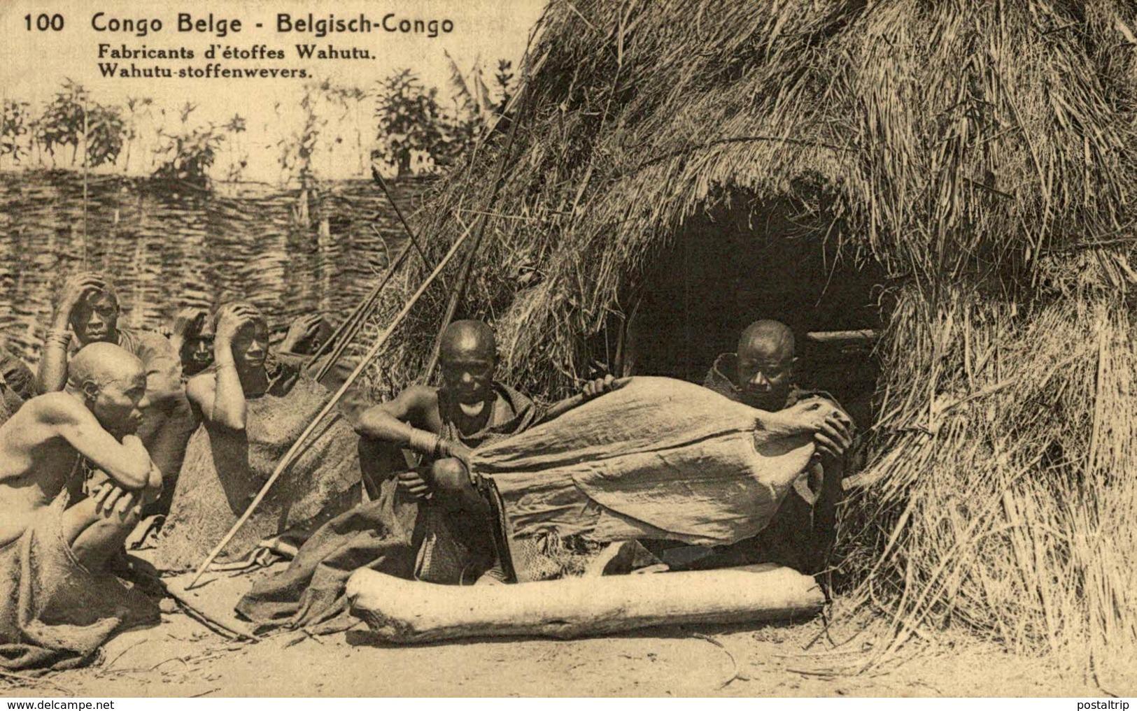 Congo Belge - Non Classificati