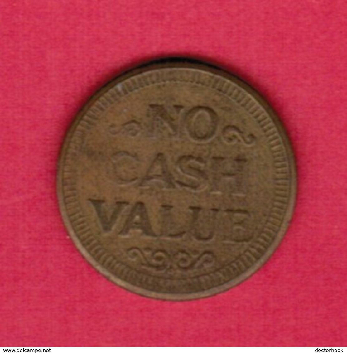 U.S.A.   Token (NO CASH VALUE)---GENERAL TYPE (T23) - USA