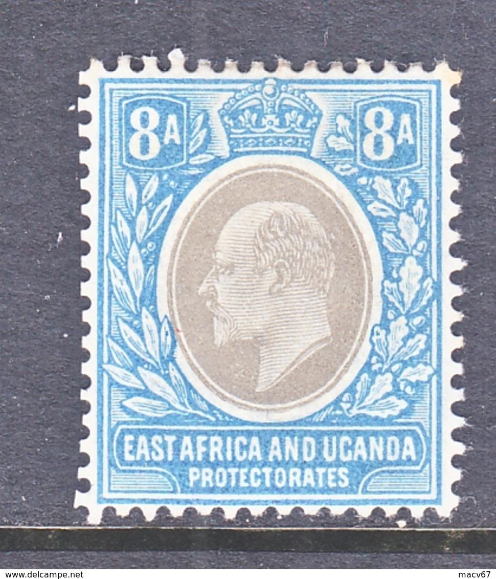 EAST AFRICA & UGANDA  PROTECTORATES  24 A   *  Wmk 3 Multi  CA - Kenya, Uganda & Tanganyika