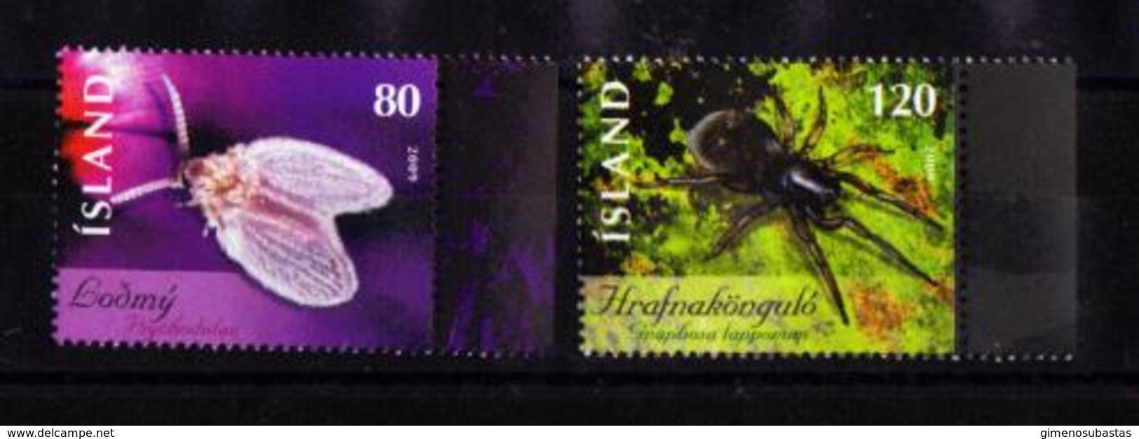 Islandia 1148/9 Nuevo - Nuevos