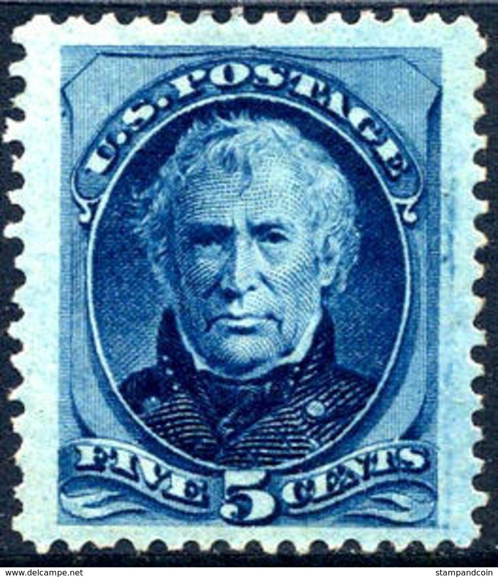 US #179 Mint NO GUM  5c Taylor From 1875  .... HUGE HUGE MARGINS - Unused Stamps