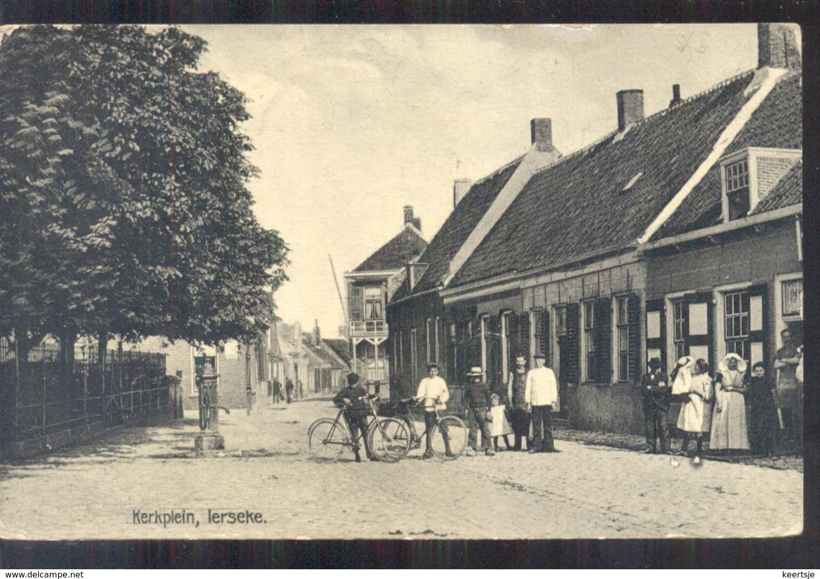 Ierseke - Kerkplein - 1907 - Autres