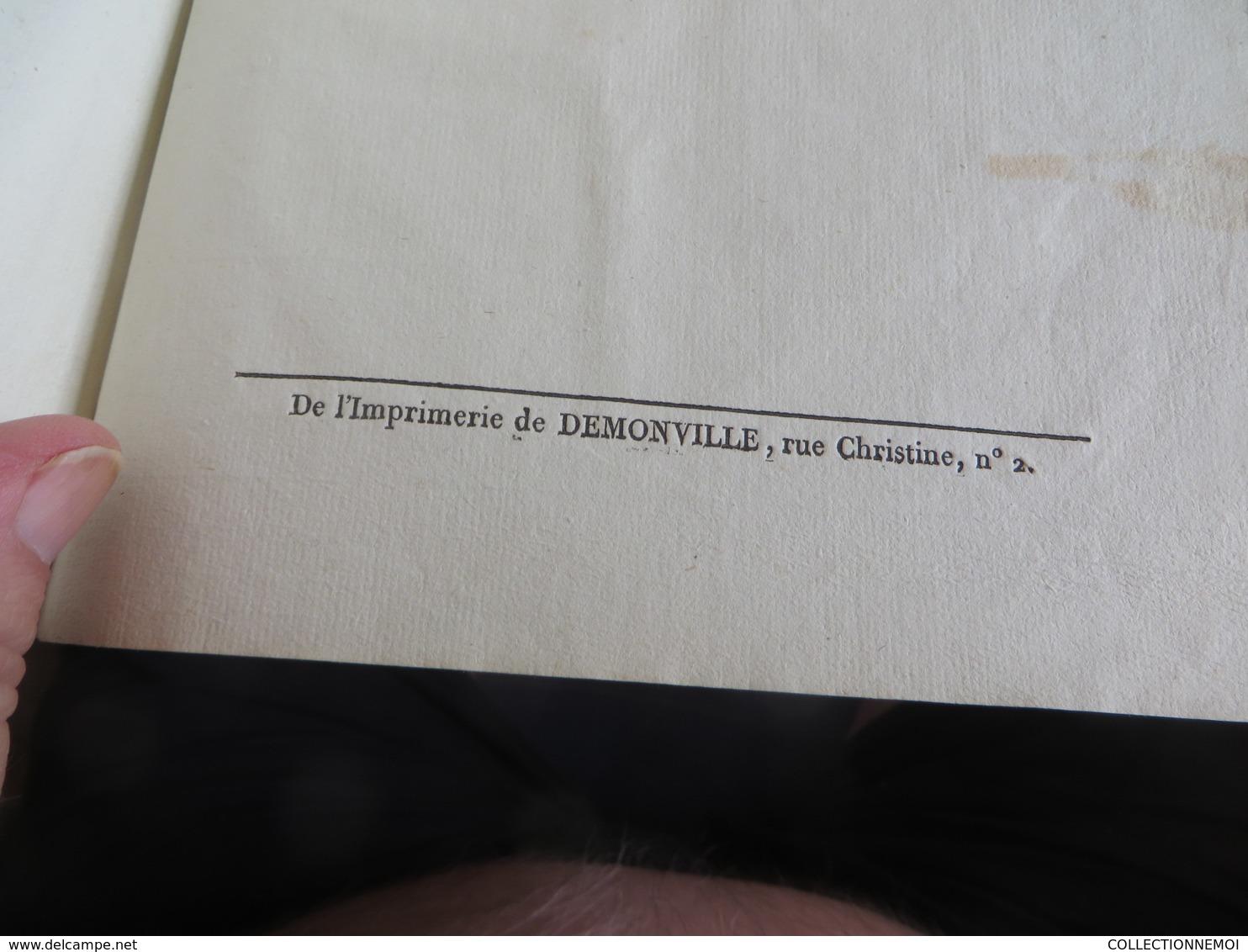 1 Lot De Tres Vieux Papiers Et Gravures ,tout Est Photographié Etat Divers De Bien à Mal,lire Description (lot 58) - Documents Historiques