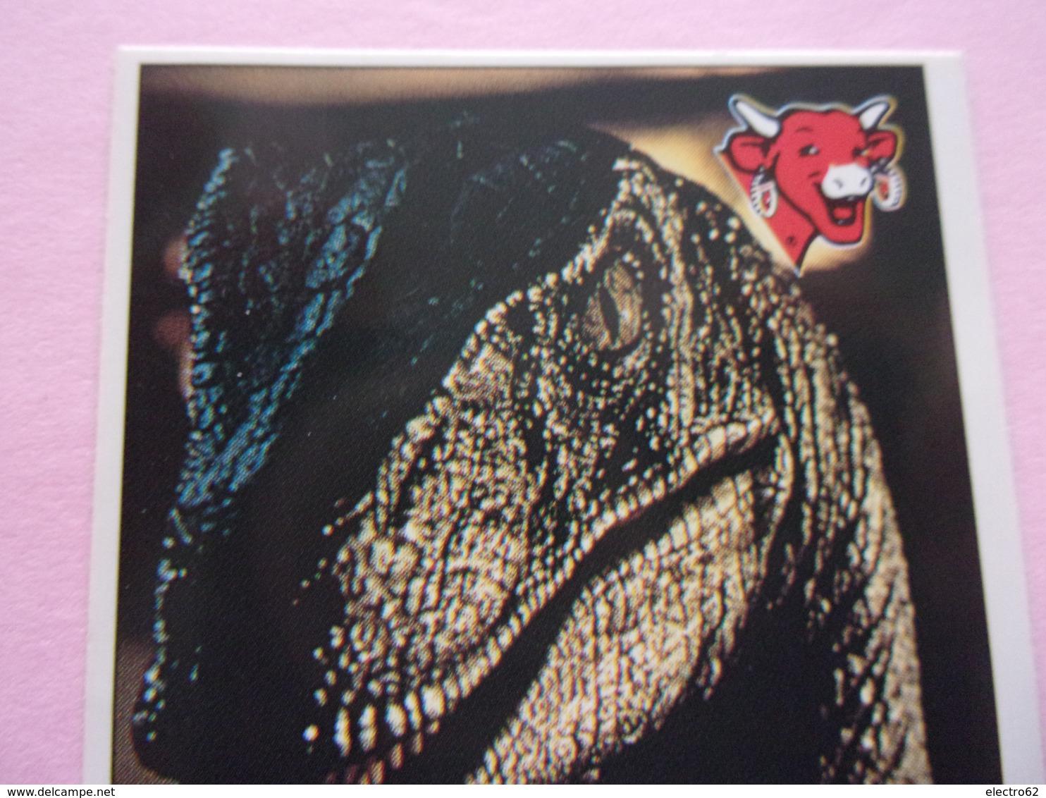 VACHE QUI RIT  Dinosaure Jurassic Park 1992 - Stickers