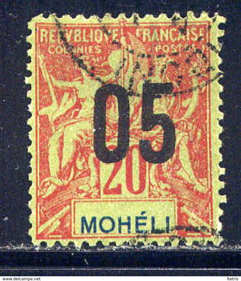 MOHELI - 18°  - TYPE GROUPE - Moheli (1906-1912)