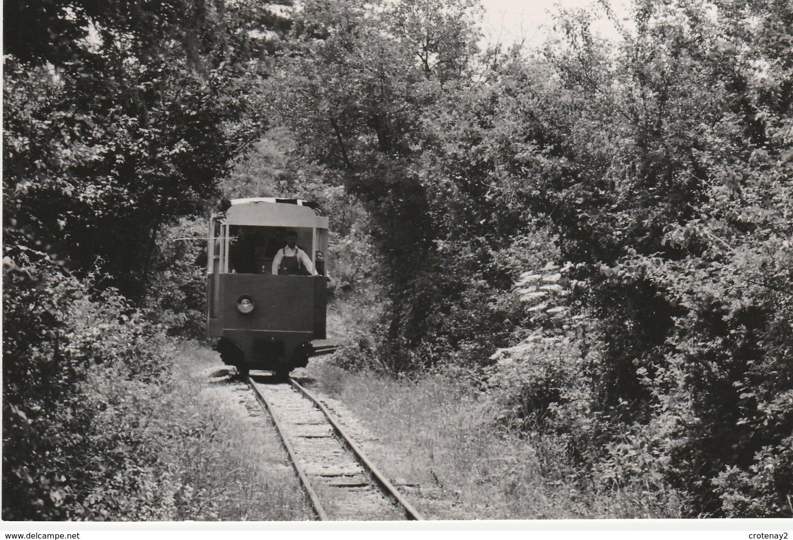 69 MEYZIEU VOIR DOS Chemin De Fer Touristique Train Edition CFTM - Meyzieu