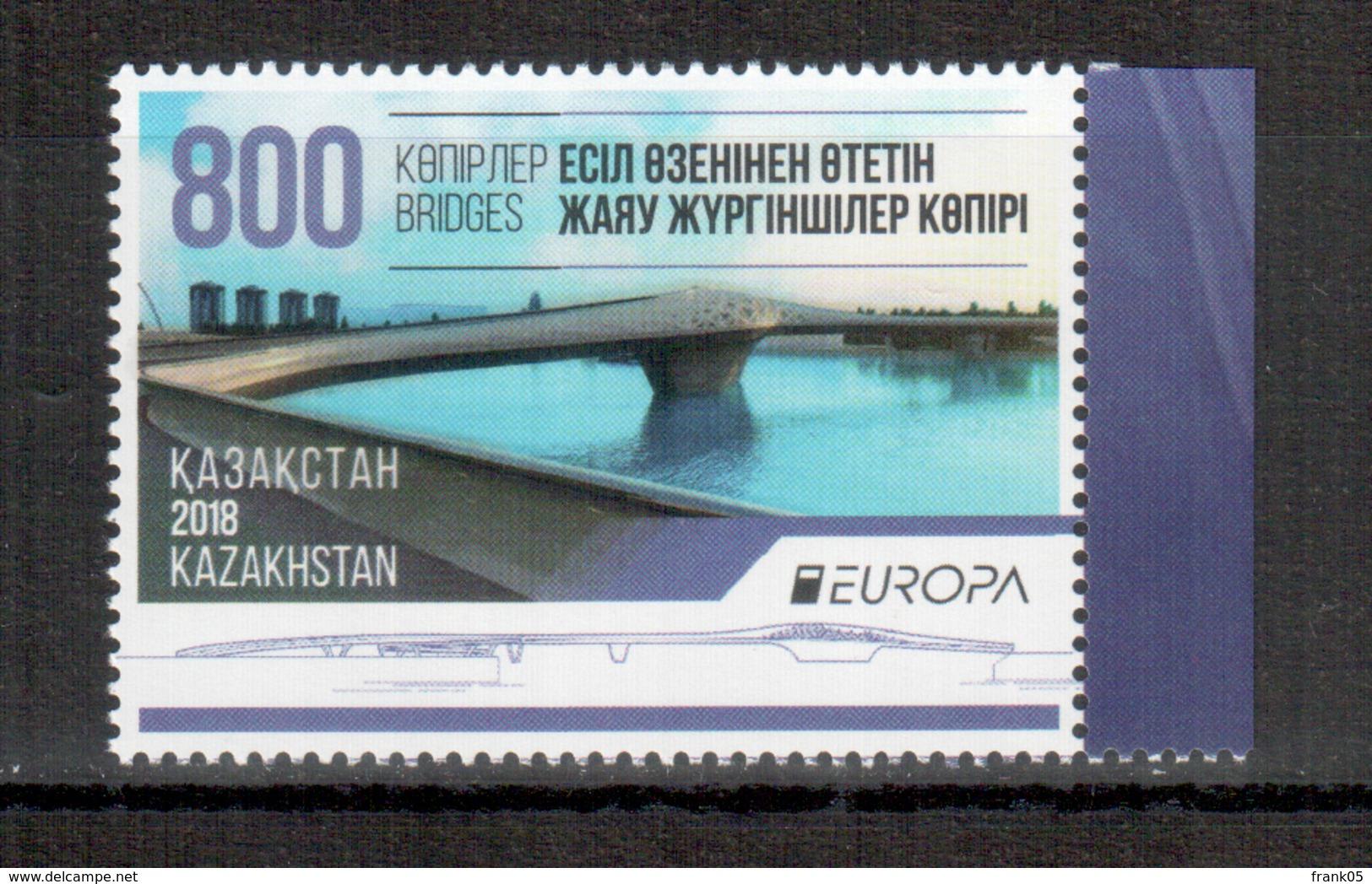Kasachstan / Kazakhstan 2018 EUROPA ** - 2018