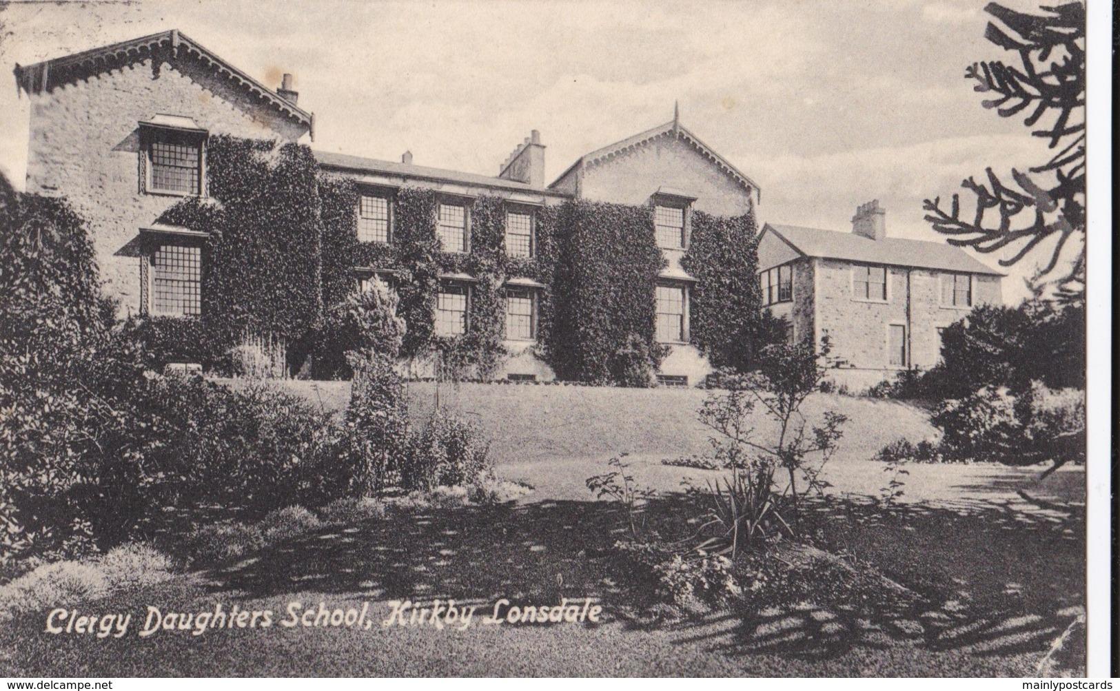 AR52 Clergy Daughters School, Kirby Longsdale - Cumberland/ Westmorland