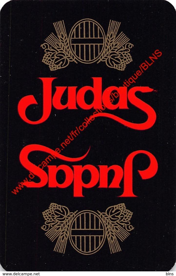 JUDAS - 1 Speelkaart - 1 Carte à Jouer - 1 Playing Card. - Cartes à Jouer Classiques