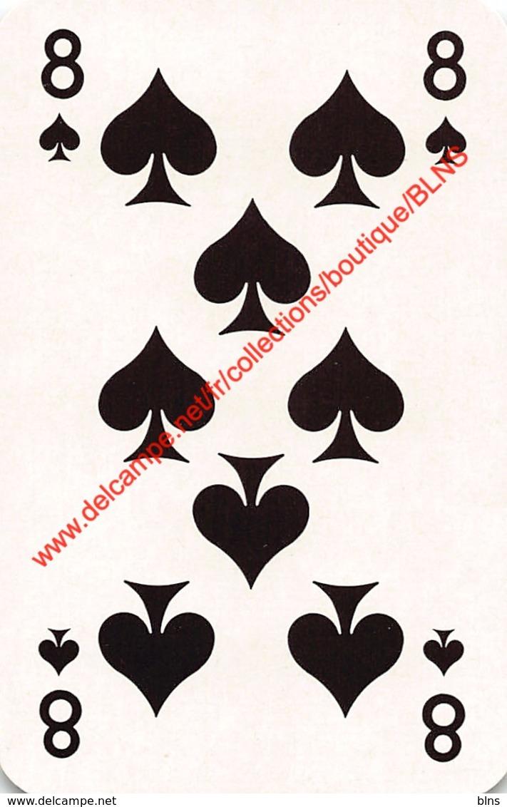 NEYT Bieren - Evergem - 1 Speelkaart - 1 Carte à Jouer - 1 Playing Card. - Cartes à Jouer Classiques