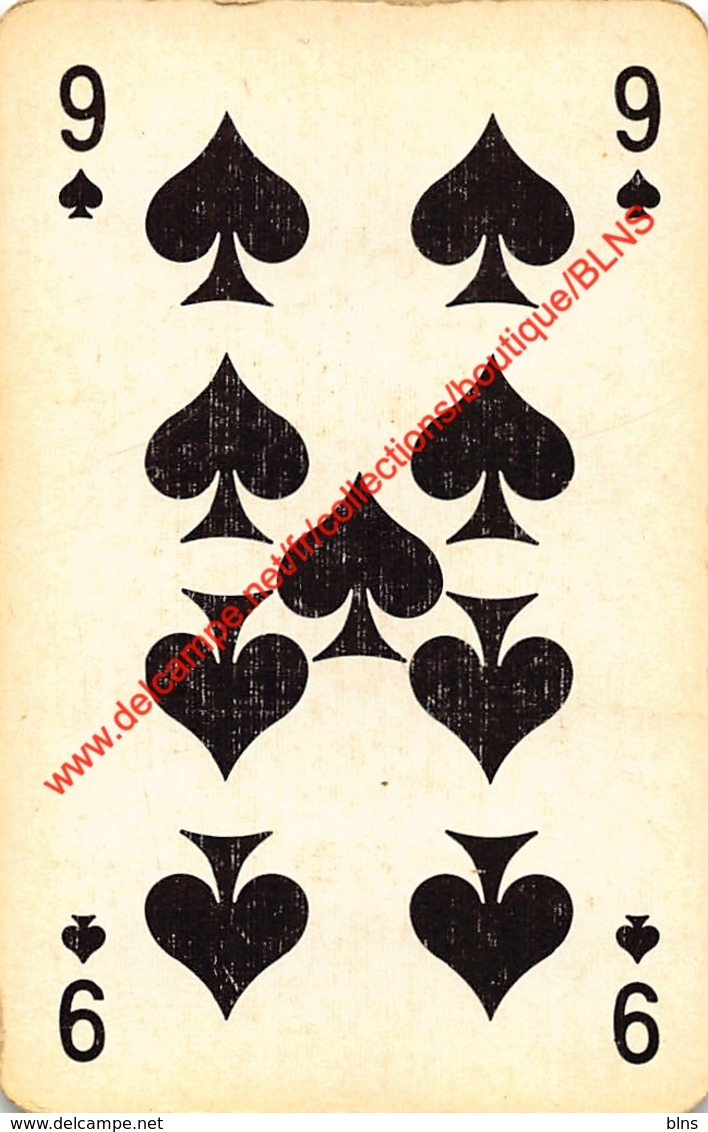 SPECIALE PALM - Steenhuffel - 1 Speelkaart - 1 Carte à Jouer - 1 Playing Card. - Cartes à Jouer Classiques