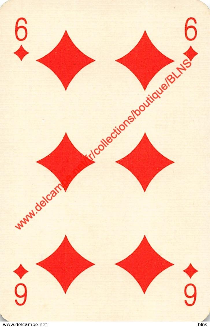 BROUWERIJ DE HALVE MAAN - 1 Speelkaart - 1 Carte à Jouer - 1 Playing Card. - Cartes à Jouer Classiques