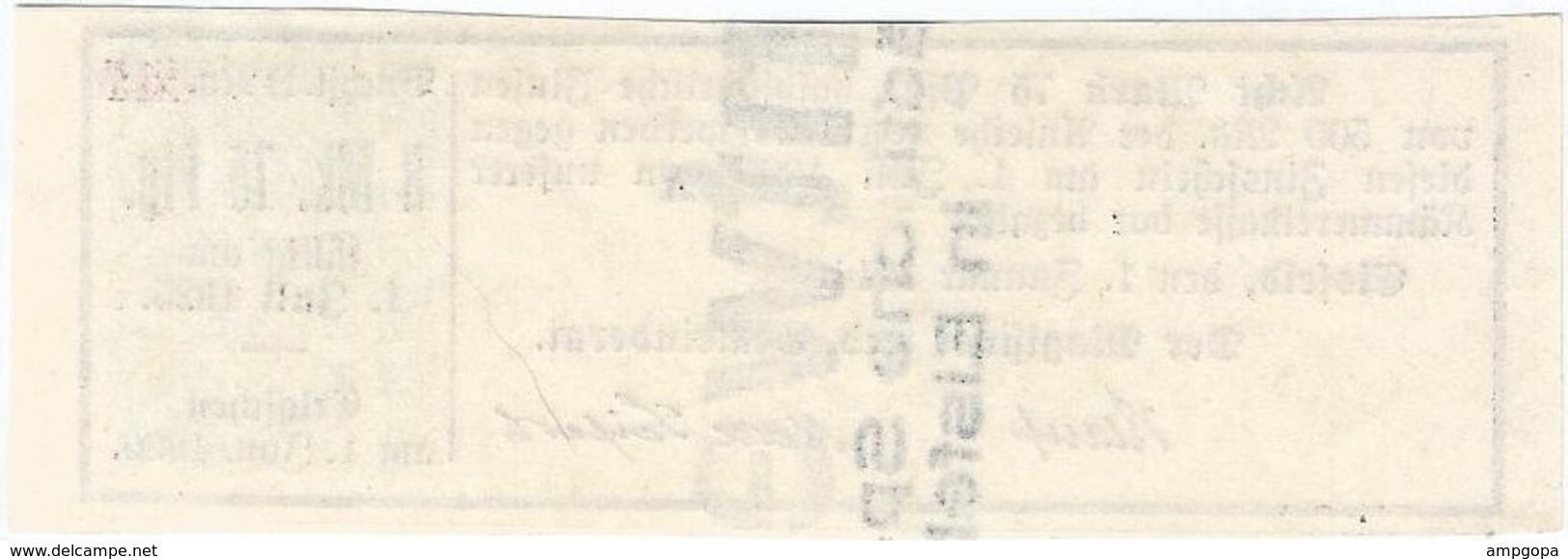Alemania (BONOS) - Germany 8.75 Mark 1-1-1914 Esifeld Ref 20 - [ 2] 1871-1918 : German Empire